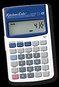 Pocket KitchenCalc™