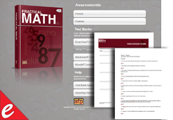 Practical Math Online Assessments/Testbanks (AS)