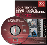 Journeyman Electrician's Exam Preparation DVD Based on the 2017 NEC®