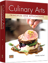 Culinary Arts Principles and Applications, 3rd Edition Premium Access Package™