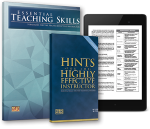 Effective Instructor ToolKit™ Instructor Bundle