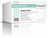 LEED AP® O+M Study Cards