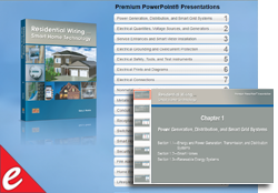 Residential Wiring and Smart Home Technology Online Premium PowerPoint® Presentations (PP)