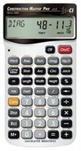 Construction Master Pro® Calculator