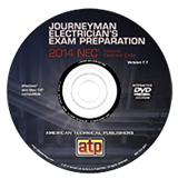 Journeyman Electrician's Exam Preparation DVD Based on the 2014 NEC®