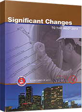 Significant Changes to the NEC® 2014