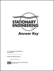 Stationary Engineering Answer Key PDF Download