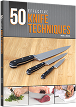 50 Effective Knife Techniques